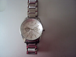 Men's Fossil Watch Stainless Steel