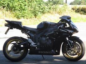 HONDA CBR1000 RR6, 2006/06, 26,489 MILES.