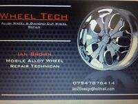 Wheel tech Alloy Wheel & Diamond Cut Wheel Repair