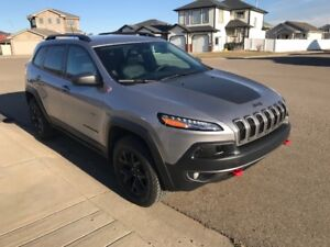 2018 Jeep Cherokee Trailhawk SUV, Crossover