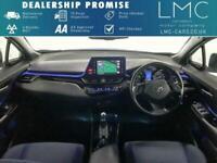 2018 Toyota CHR 1.8 DYNAMIC 5d AUTO 122 BHP Hatchback Automatic