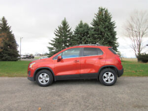 2015 Chevrolet Trax LT AWD Crossover- 4 NEW TIRES!! ONLY $14 950