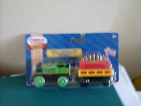 Fisher Price,Thomas & Friends,WoodenRailway,Percy's musical ride