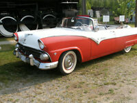 1955 Ford Sunliner Convertable
