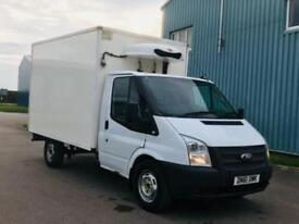 FORD TRANSIT 2.2 TDCI 125 LUTON*2011(61)REG**FRIDGE/FREEZER**-35'C**