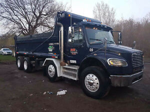 Camion 12 roues, Freightliner 2009