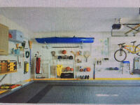 Store and Display Your Garage Items in an Organized Way