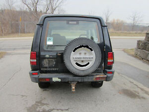 1995 Land Rover Discovery I SUV, Crossover
