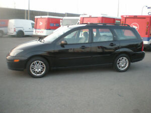 2004 Ford Focus ZTW Familiale
