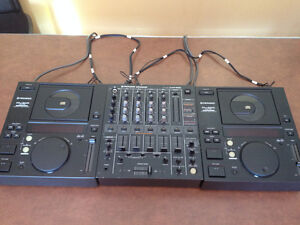 NEW PRICE! Pioneer CDJ 500II and DJM 500 Set