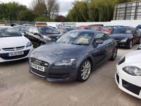 Audi TT Coupe 2.0T FSI 2008MY Exclusive Line