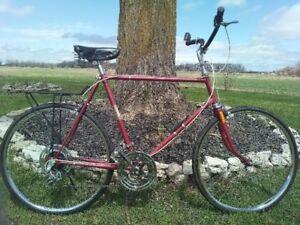 Vélo Vintage CCM 10 Vitesses