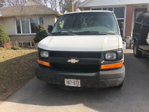 2004 chevy express 1500