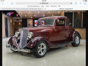 Looking for ? 28-34 ford coupe