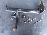 Nissan Micra K12 Tow Bar SOLD NOW
