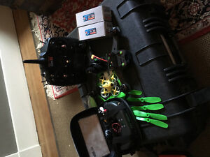 FPV Racing Drone and Practice Drone - $1500