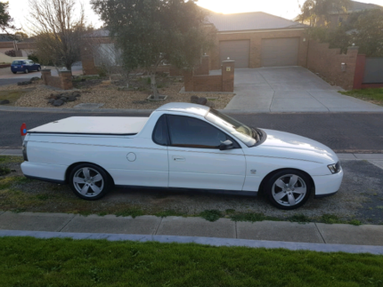 Holden VY ute Werribee South Wyndham Area Preview