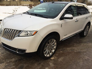 2013 Lincoln MKX Limited edition crossover