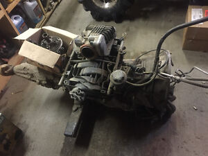 545rfe transmission and transfer case