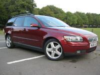 2006 06 REG Volvo V50 1.8 SE ESTATE