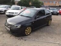 Vauxhall Corsa 1.2i 16v SXi+ 3 door - 2006 56-REG - FULL 12 MONTHS MOT