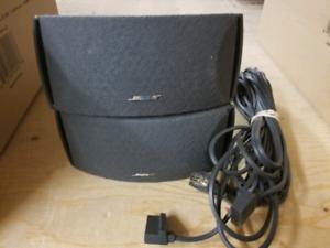 Bose AV 321 satellite speakers