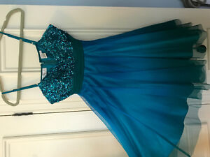 Dresses size 6-7 and 10