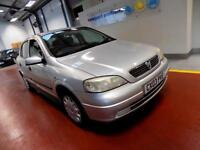 Vauxhall/Opel Astra 1.7DTi 16v 2003MY Envoy