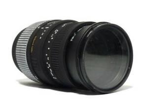 Sigma 70-300Mm Canon Eos Black (Canon EOS) Lens