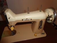 older style sewing machine
