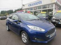 2014 Ford Fiesta 1.6 TDCi ECOnetic Titanium Hatchback 5dr