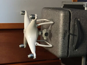 Phantom 4 with xtra battery and range booster