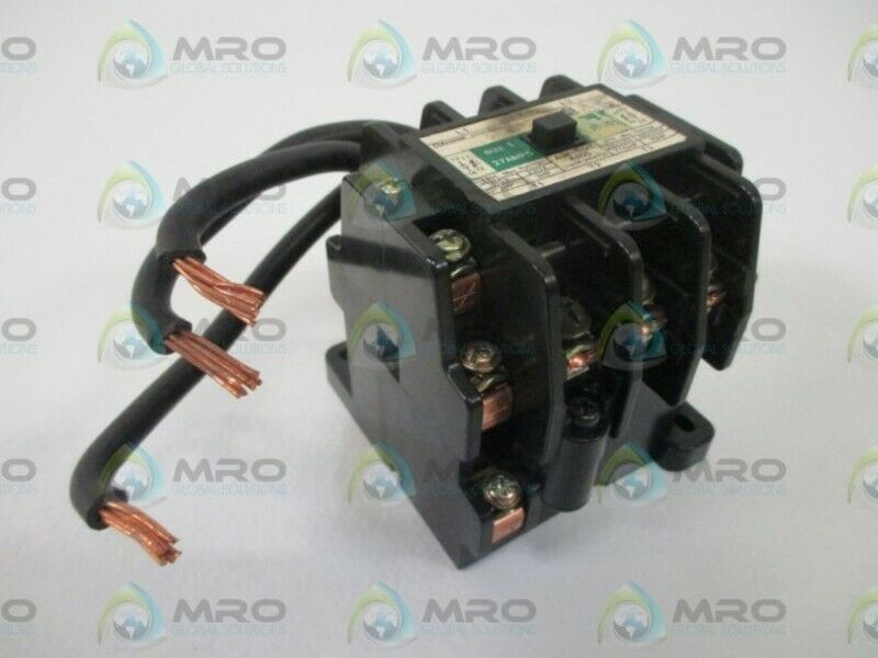 AROMAT SIZE 1 CONTACTOR * USED *