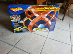 Bnib - Hot Wheels Fireball