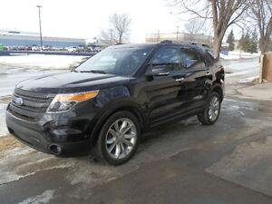 2014 Ford Explorer XLT LEATHER SUV, Crossover