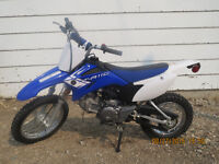 2012 YAMAHA TT-R 110 ~ WITH APROX 10 HRS USE