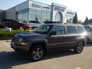 2017 Jeep Patriot North High Altitude 4x4 with Nav only 18000kms London Ontario image 13