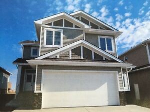 For RENT or SALE new 2114 SqFt 2 Storey home in East Morinville.
