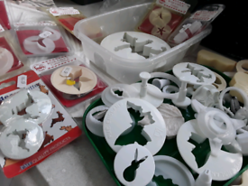 Cake making items