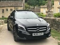 Mercedes-Benz GLA250 2.0 ( 208bhp ) 4MATIC ( Premium Plus ) ( s/s ) Auto 2 AMG