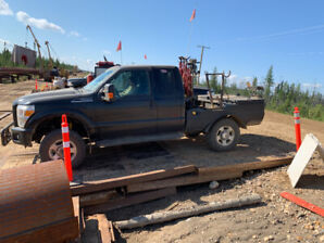 2015 ford welding truck