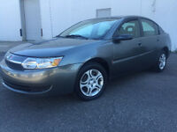 2004 SATURN ION AUTOMATIQUE 2650$ TPS INCLUS 135 000 KM