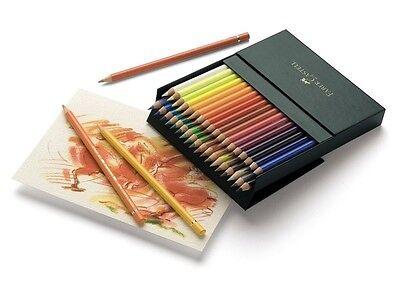 Faber Castell Box (Faber-Castell Polychromos 36er Farbstifte-Set Atelierbox - 110038)