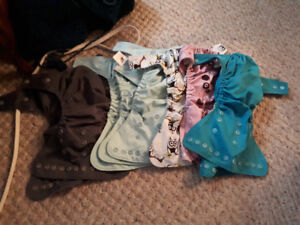 Grovia package-- What you need to start cloth diapering!!