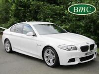 2010 BMW 5 Series 3.0 525d M Sport 4dr