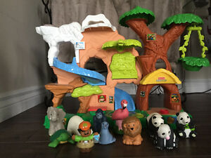 Fisher-Price Little People Zoo Talkers Animal Sounds