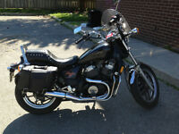1984 Honda Shadow VT 500