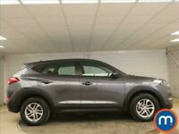2017 Hyundai Tucson 1.6 GDi Blue Drive S 5dr 2WD CrossOver Petrol Manual