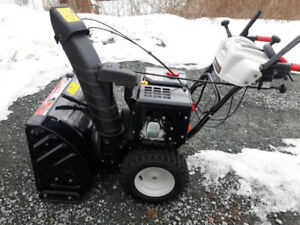 MTD snow thrower  used for two winters