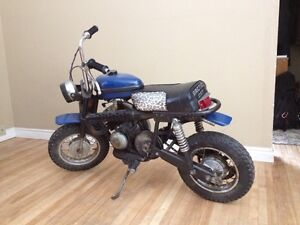 1972 Arctic Cat Ramrod Mini Bike